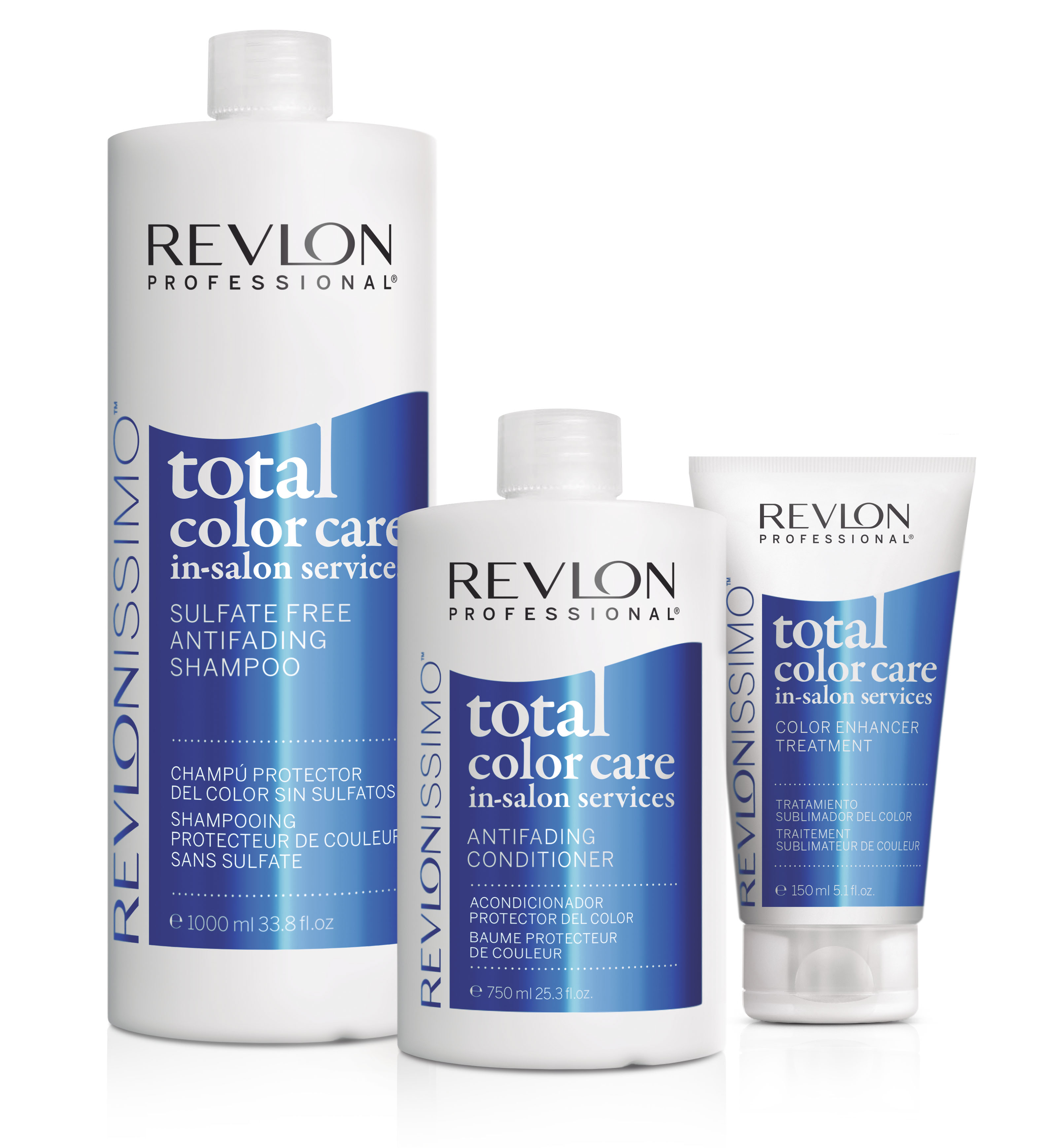 Revlonissimo Total Color Care In-Salon Services - Защита цвета