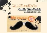Гидрогелевые пластыри для носогубной зоны Tony Moly Mr. Charlie's Smile Line Patch