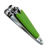 Книпсер с обрезиненной ручкой Mertz 443 (зеленый)