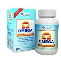 Guna Омега формула (липидоснижающий комплекс) (таблетки)