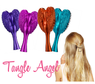 Расческа Tangle Angel Brush Omg Orange