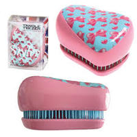 Расческа Tangle Teezer Compact Styler с бантиками