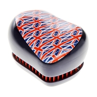 Расческа Tangle Teezer Compact Styler с флагом