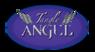 Расческа-брелок Tangle Angel Baby Purple