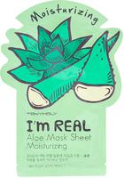 Тканевая маска с Алоэ Tony Moly I'm Real Aloe Mask Sheet