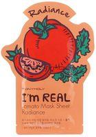 Тканевая маска с экстрактом томата Tony Moly I'm Real Tomato Mask Sheet