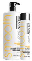 Шампунь для ежедневного применения Organic Keragen Smoothing Shampoo