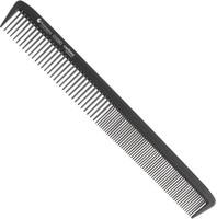 Hairway Comb+CARBON Расческа для стрижки (221мм.)