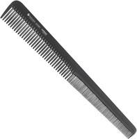 Hairway Comb+CARBON Расческа для стрижки (175мм.)