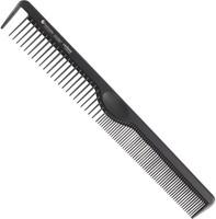 Hairway Comb+CARBON Расческа для стрижки (210мм.)