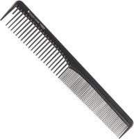 Hairway Comb+CARBON Расческа для стрижки (182мм.)