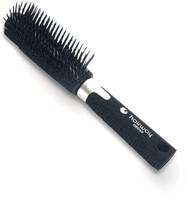 Hairway Щетка для волос c нейлоновыми зубцами (9 рядов)