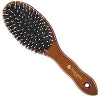 Hairway Щетка массажная на деревянной основе (9 рядов)