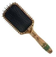 Hairway Щётка массажная Flexion прямоугольная широкая (11 рядов)