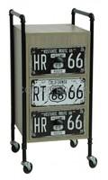 Comair тележка парикмахерская Route 66