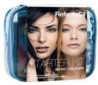 RefectoCil Стартовый набор для окрашивания с классическими цветами
