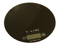 T-Lab Professional Весы колориста (черные)