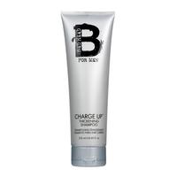 Tigi B for Men Charge Up Thickening Shampoo Уплотняющий волосы шампунь для мужчин
