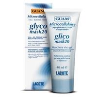 Guam Микроклеточная гликолевая маска для лица