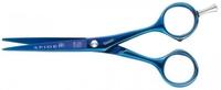 Ножницы прямые Tondeo Spider Blue Classic 5.5