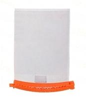 Пакеты для мелирования оранжевые 22,5см