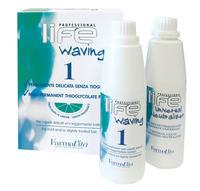 Farmavita Life Waving №1 Для натуральных и окрашенных волос