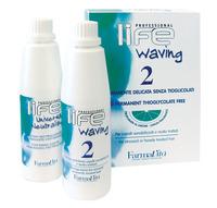 Farmavita Life Waving №2 Для пережженных и пористых волос