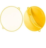 Comair Зеркало ручное D=28см. (желтое)