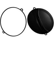 Comair Зеркало ручное D=28см. (черное)