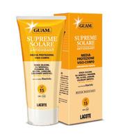 Guam Сонцезащитный крем с антиоксидантным действием SPF 15