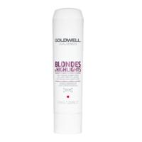 NEW Goldwell Dualsenses Blondes and Highlights Бальзам против желтизны (для осветленных и мелированных волос)