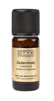 Styx 100% эфирное масло Кедр