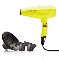 Фен для волос PLUMA 5500 ENDURANCE ION желтый