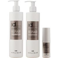 ID Набор для поврежденных волос Repair