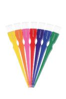 Кисть для окрашивания волос Rainbow узкая