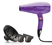 Фен для волос PLUMA 5500 ENDURANCE ION фиолетовый