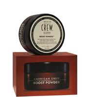 American Crew Boost Powder Антигравитационная пудра для объема с матовым эффектом