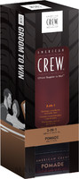 Подарочный набор American Crew Groom to Win 3 in 1 Pomade Duo