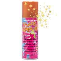 Цветной спрей для волос Hair Colour Glitter Золотой