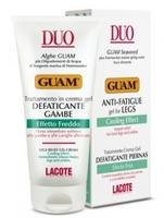 Guam Duo Гель для ног тонизирующий