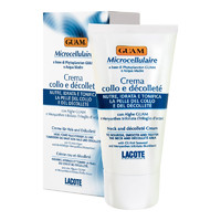 Guam Microcellulaire Crema Collo e Decollete Микроклеточный крем для шеи и декольте