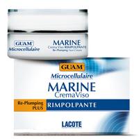 Guam Microcellulaire Crema Rimpolpante Микроклеточный крем для лица от морщин укрепляющий