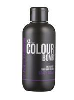 ID Hair Colour Bombs Тонирующий бальзам Crazy Violet