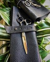 Ножницы парикмахерские эргономичные SAYPLE (Katana 55/OS -SAYPLE SET)