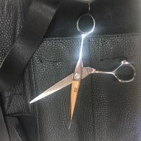 Ножницы парикмахерские эргономичные SAYPLE (Katana 60/OS -SAYPLE SET)