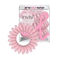 Invisibobble Резинка для волос (кристально розовая)