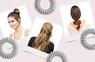 Invisibobble Резинка для волос (серая)