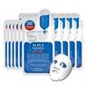 N.M.F Aquaring Ampoule Mask Маска для лица увлажняющая