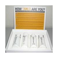 Пробный набор для процедуры восстановления и выпрямления волос GKhair (resistant)