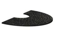 Opus Противоскользящий коврик под кресло парикмахерское